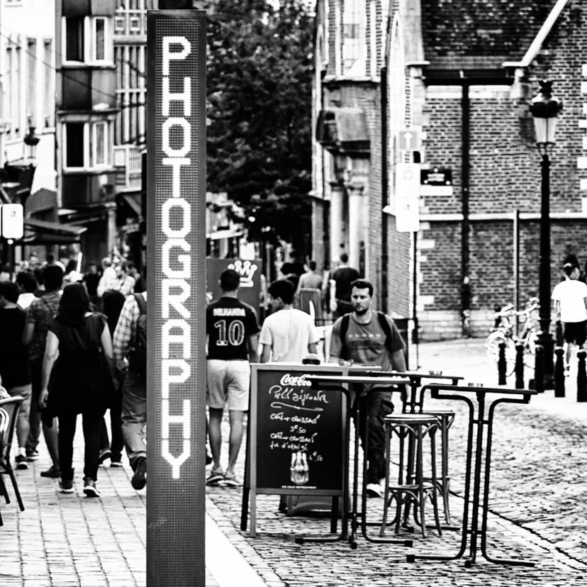 Aleksandra Rowicka Street Photography Expo