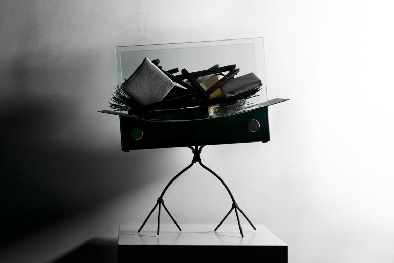 art on chicken's legs 5th dimension project aleksandra rowicka