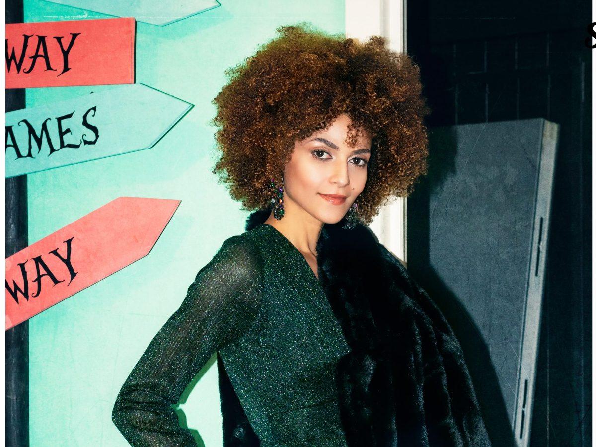 Aleksandra Rowicka photography Penda Charlene model Shuba magazine publication